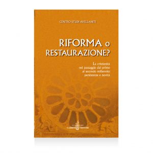 riforma o restaurazione