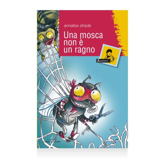 una mosca non  un ragno