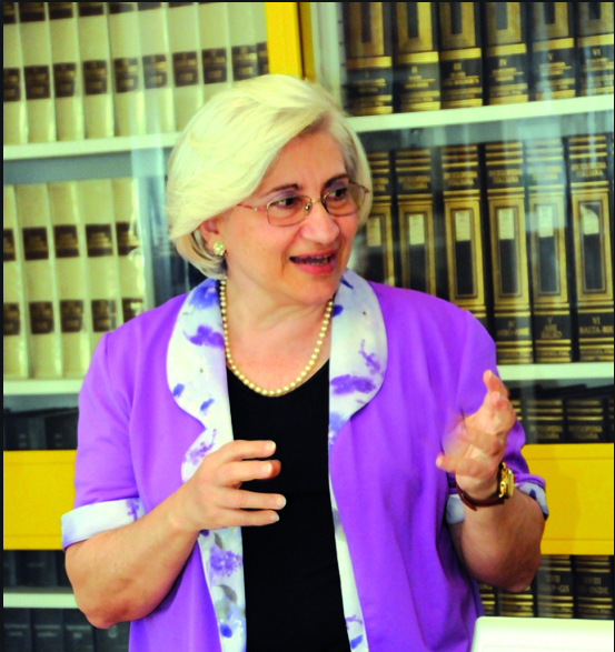 Adriana Valerio autore