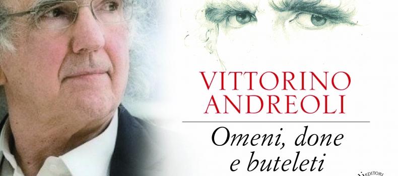 "Vittorino Andreoli presenta ""Omeni, done e buteleti"""